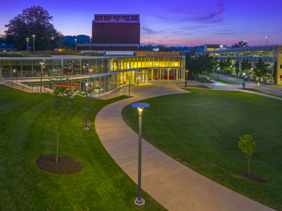 Culbreth Theatre, University of Virginia
